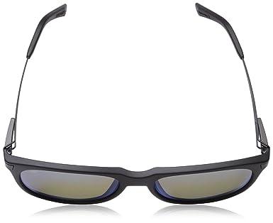 SERENGETI Gafas de Sol Pavía, Unisex, Pavia, Satin Black, Mediano ...