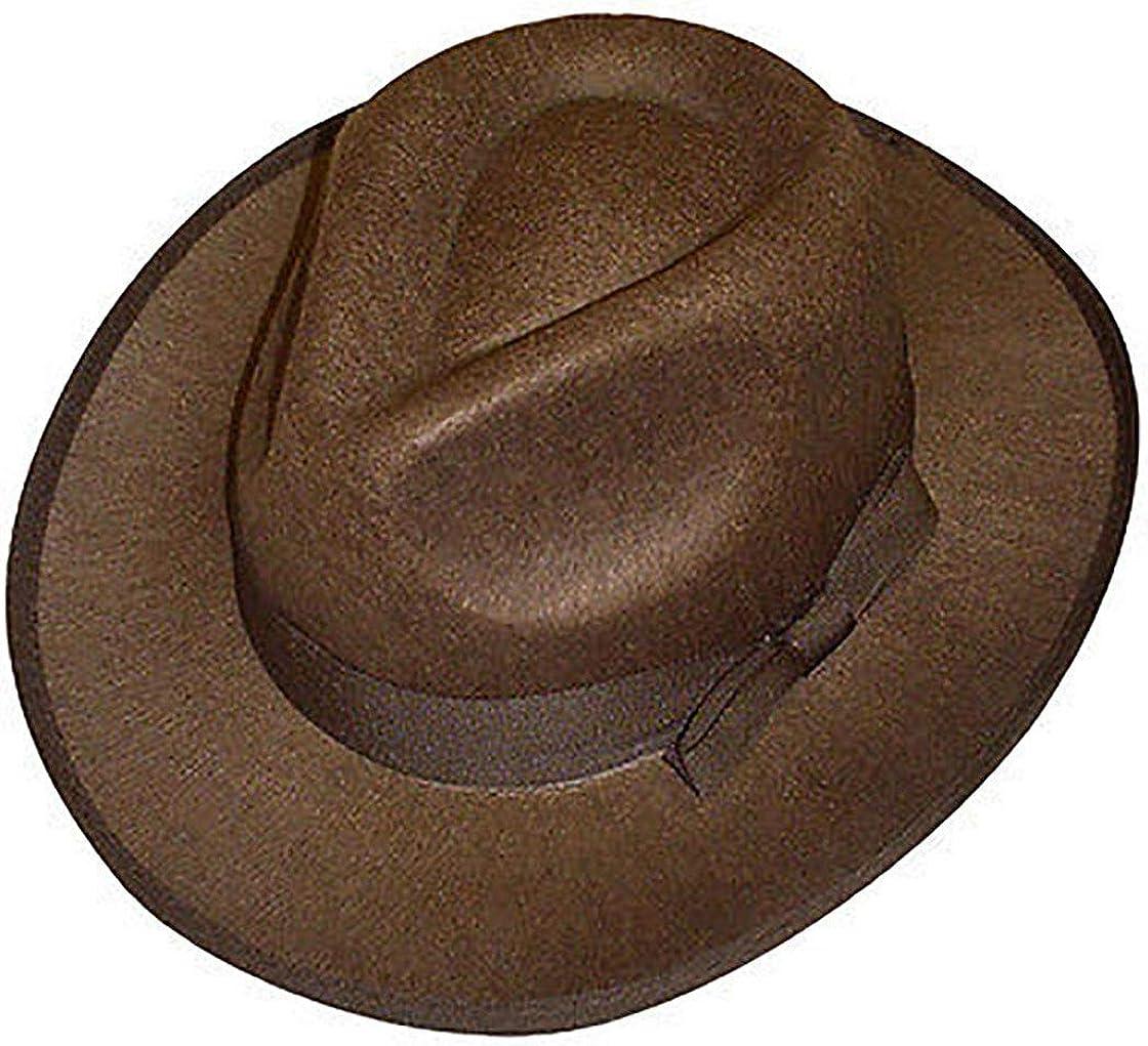 Sombrero de Explorador para Disfraz (Marrón): Amazon.es: Juguetes ...