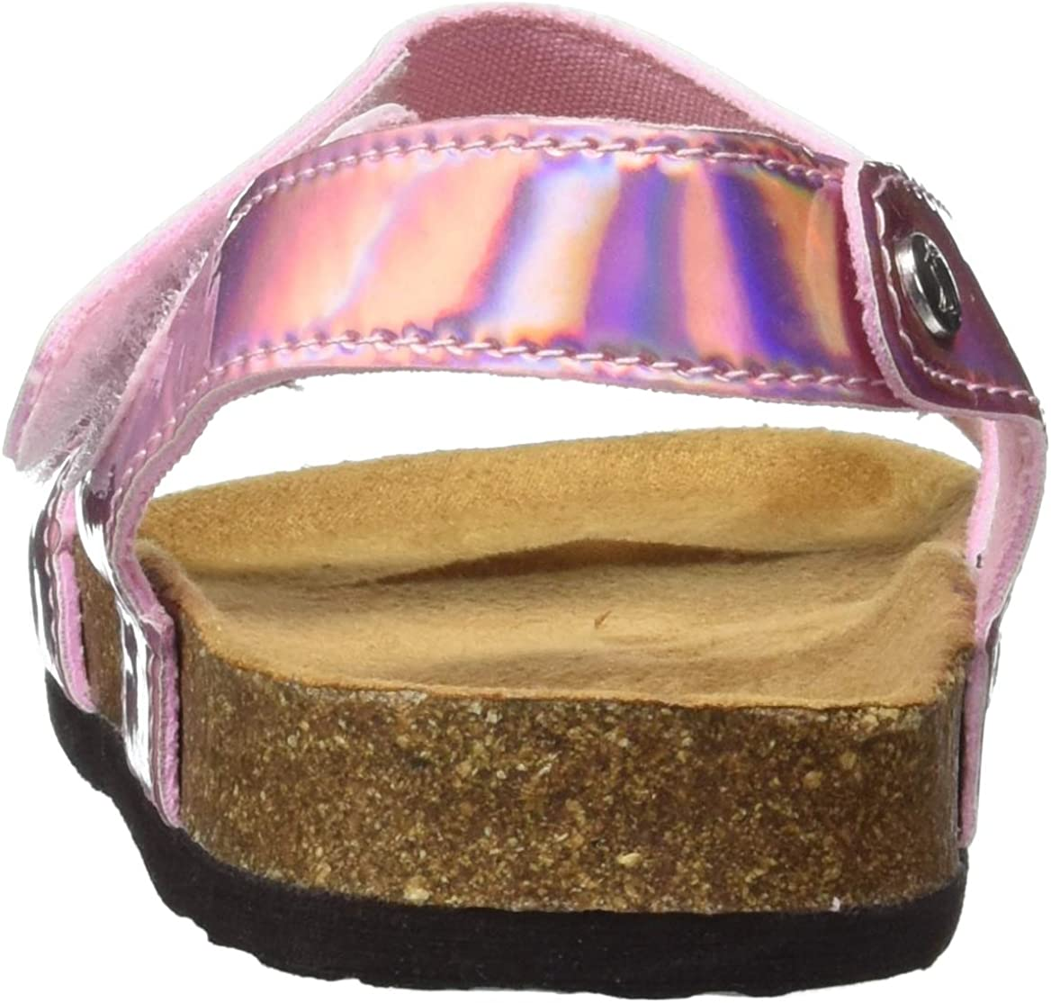 Metallic Pink 3 Little Kid Joules Kids Girls Tippy Toes Sandal Toddler//Little Kid//Big Kid