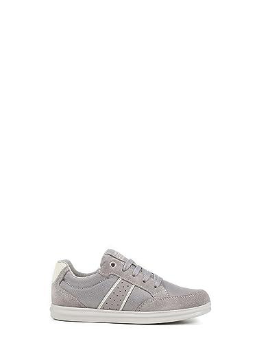 Geox Junior J723HB1122 Sneakers Bambino CamoscioTessuto