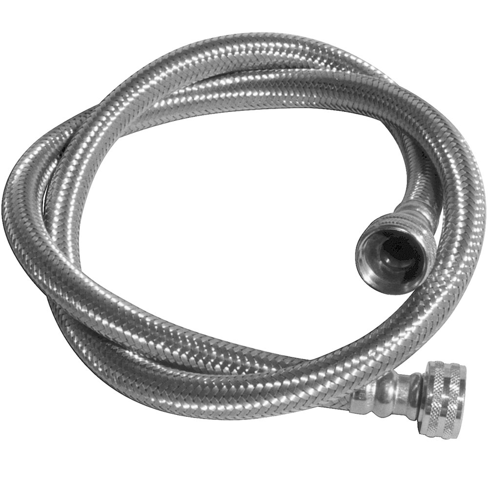 LSP WAS-148-PP Washing Machine Supply Line Ultracore 3//4-Inch Ght by 3//4-Inch Ght 48-Inch Long by 1//2-Inch