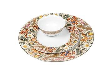 Lakline Porcelain Dinner Set 18 Pcs - HL80154