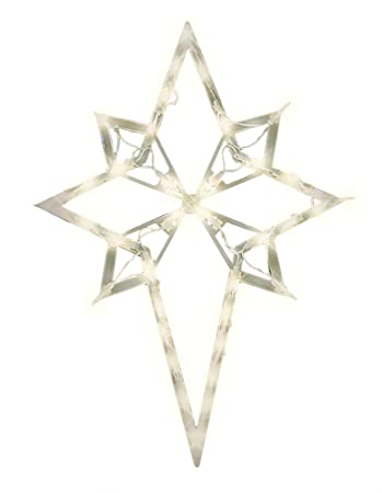 Amazon impact innovations christmas lighted window decoration impact innovations christmas lighted window decoration star of bethlehem aloadofball Images