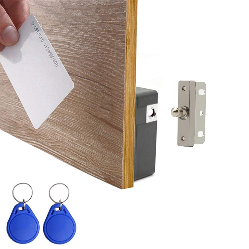 Homello RFID Electronic Cabinet Lock Hidden DIY for Drawer Cabinet