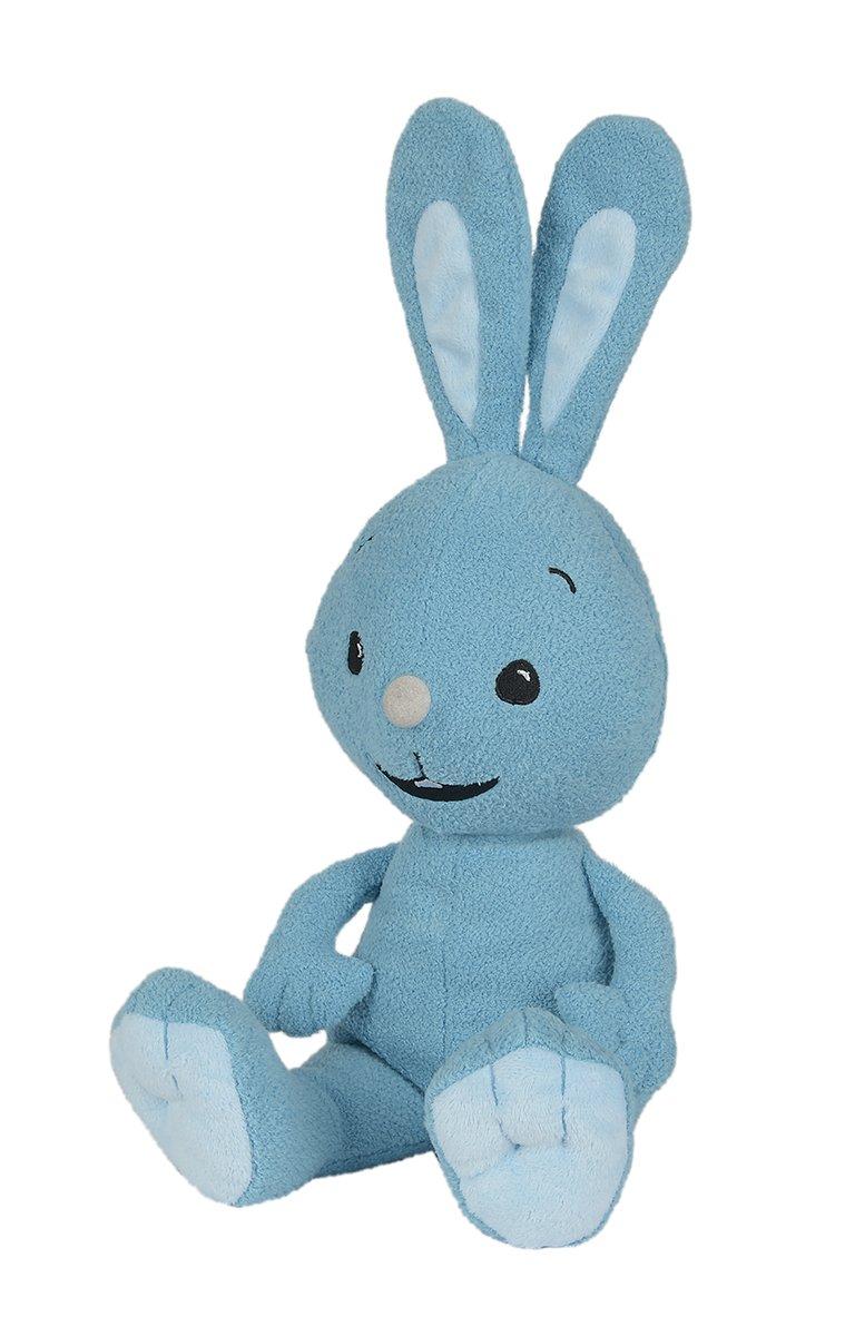 Simba Kikaninchen 109468308 - Schlenker Plüschfigur, blau Simba Toys Non Books Non Books / Stofftiere
