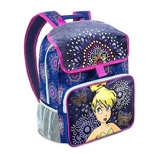 Disney Store Tinker Bell Light-Up Backpack