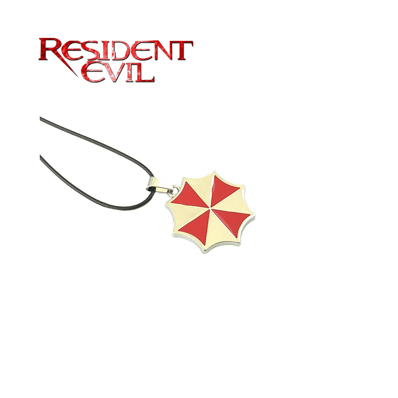 Resident Evil Umbrella Corporation Logo Zombie Horror tema ...