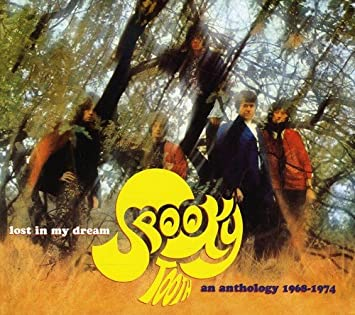 amazon lost in my dream antho spooky tooth ハードロック 音楽
