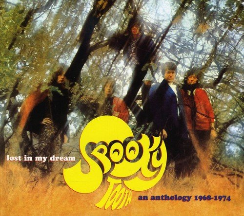 CD : Spooky Tooth - Lost In My Dream: An Anthology 1968-1974 (United Kingdom - Import, 2PC)