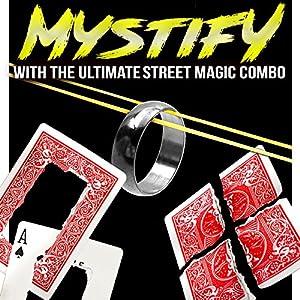 Magic Makers Ultimate Combo Street Magic Series Magic Tricks for Magicians of All Levels Magic Training