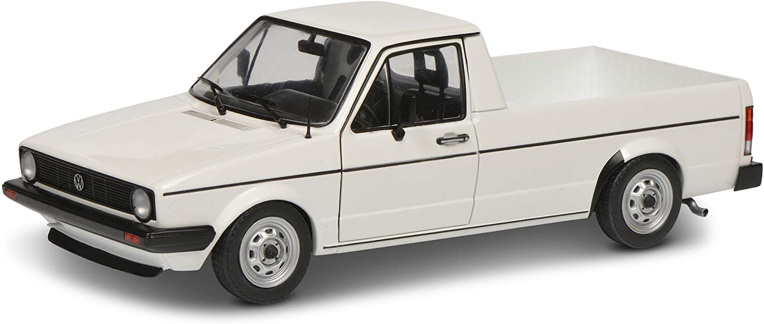 Solido 421185320 Popular Boston Mall shop is the lowest price challenge S1803501 VW Caddy Flatbed MK1 Truck 1:18 Scale