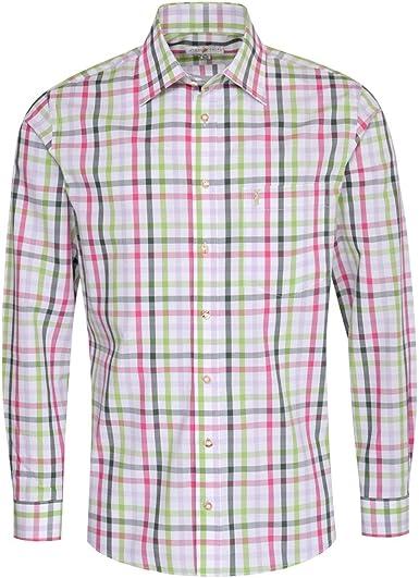 Almsach Edmund Regular Fit - Camisa para traje regional ...