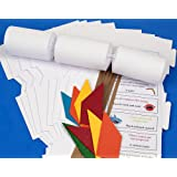 Sale kraft paper bags wooden number pegs christmas advent 30 white cheap as chips make fill your own cracker making craft kit solutioingenieria Image collections