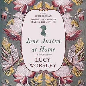 Jane Austen at Home Audiobook
