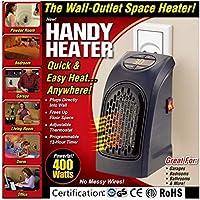 L&U Wonder Calefactor Pro Portable Wall-Outlet Plugin Calentador ...