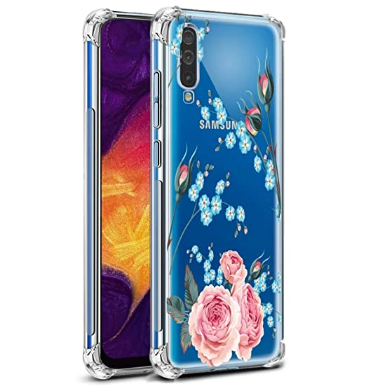 Amazon.com: Starhemei Galaxy A70 Case, Flexible TPU Gasbag ...