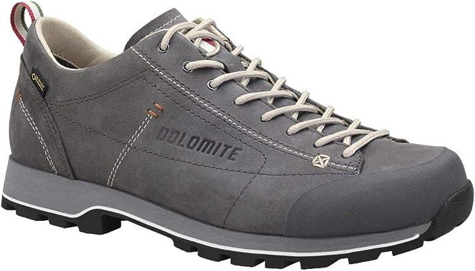 Dolomite cinquantaquattro low FG GTX Hombre Lifestyle zapatos Gore-Tex negro