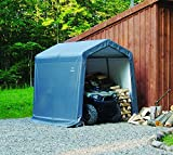 ShelterLogic 8' x 8' x 8' Shed-in-a-Box All Season
