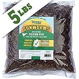 NaturesPeck Sunworms (5 lbs)