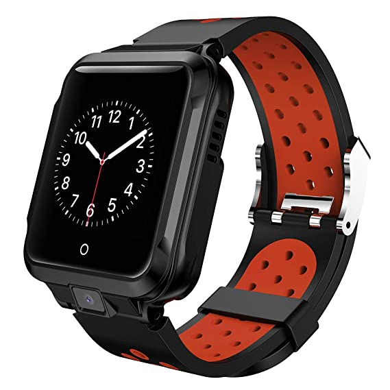 Amazon.com: dianpo Compatible with Android Smart Watch GPS ...