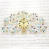 TIANTA- Tree-style European-style Creative Wall Clocks Quiet Quartz Clocks decoration
