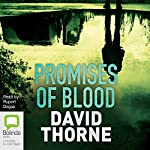 Promises of Blood: Daniel Connell, Book 3 | David Thorne