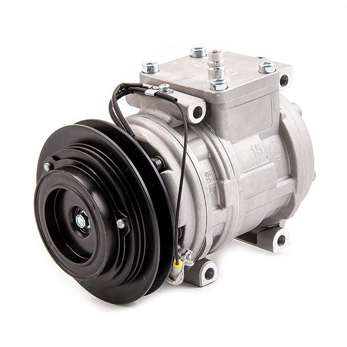 maXpeedingrods Compresor De Aire Acondicionado para Toyota Landcruiser 4.2L Diesel (1HZ) hzj70 hzj75: Amazon.es: Coche y moto