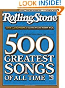 #1: Selections from Rolling Stone Magazine's 500 Greatest Songs of All Time: Guitar Classics Volume 2: Classic Rock to Modern Rock (Easy Guitar TAB) (Rolling Stones Classic Guitar)