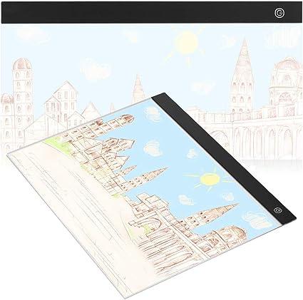 Aibecy-Mesa de luz A3,A3 Caja de luz de gran tamaño LED Artcraft Colchón de