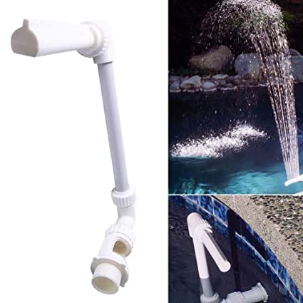Amazon.com : Mggsndi Swimming Pool Accessories Waterfall ...