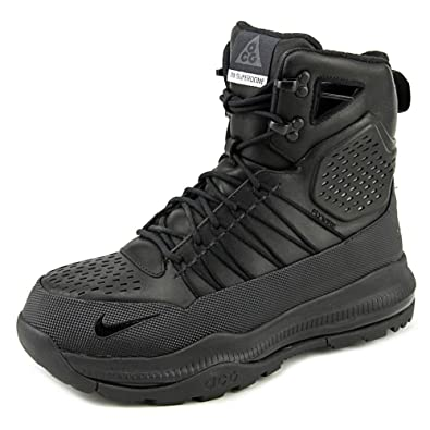 e622d9d4add7 Amazon.com  Nike ACG Zoom Superdome Black 3M Boots Sneakers  Shoes