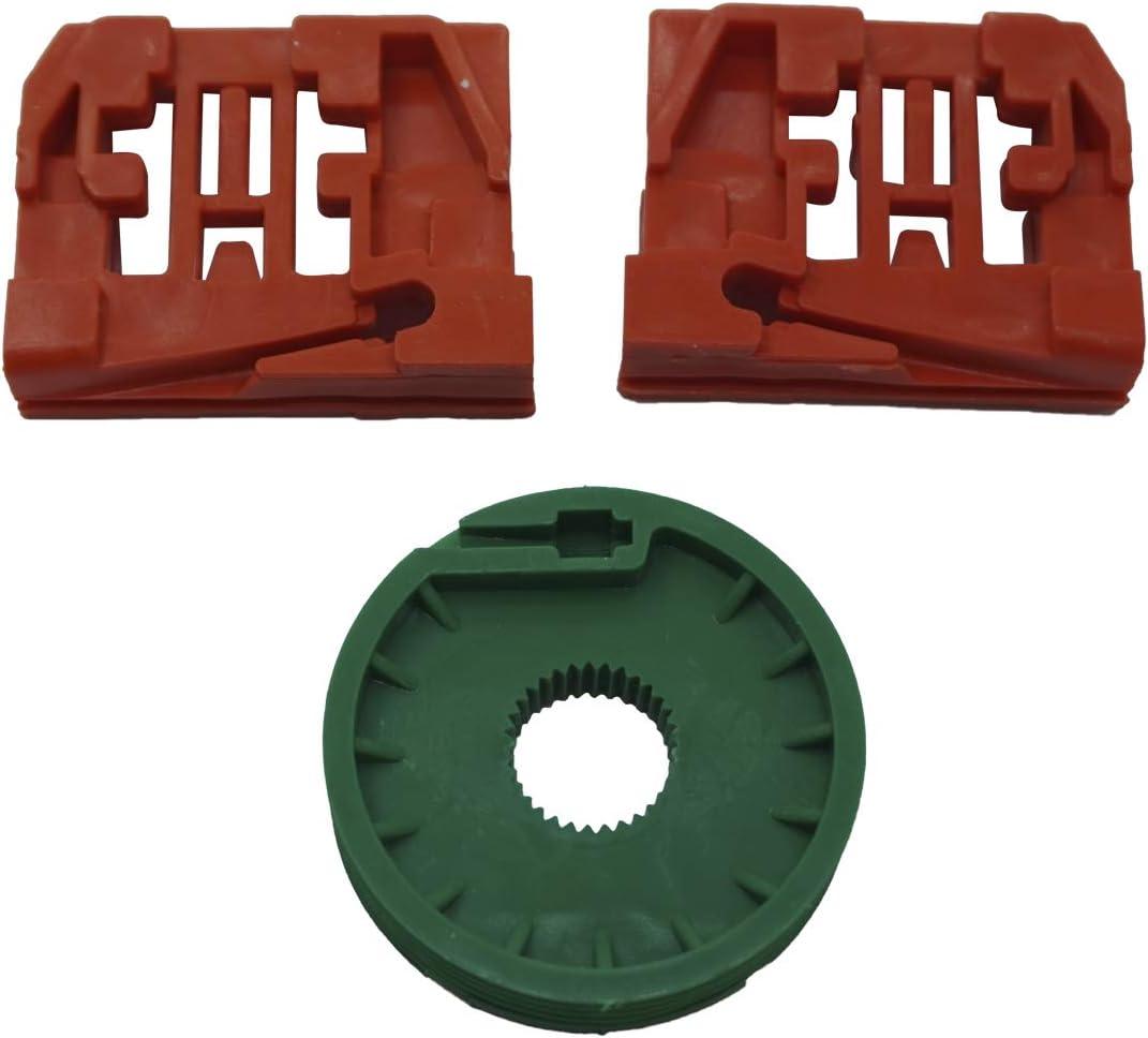 Set di riparazione alzacristallo anteriore sinistro o destro 84934200 EWR5237FBA 84934000 per M.a.a.r.a.t.i Quattroporte 2004 2011