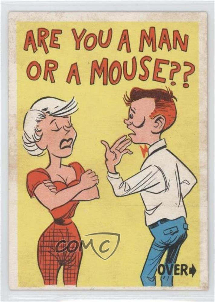 Image result for a man or a mouse