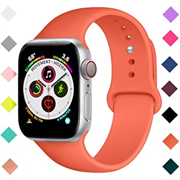 VODKER Compatible con para Apple Watch Correas 42mm 44mm 38mm 40mm ...