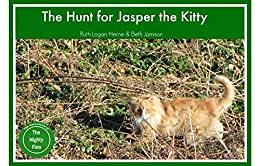 The Hunt for Jasper the Kitty (The Adventures of The Mighty Finn Book 2) by [Herne, Ruth Logan]