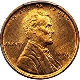 1909 S Lincoln Cents Lincoln Cent MS66 PCGS RD