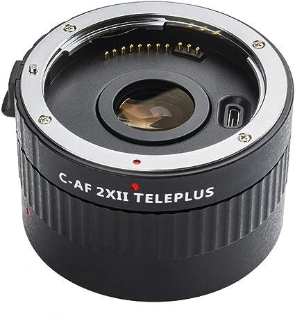 Viltrox C Af 2x Vergrößerung Tele Extender Autofocus Mount Objektiv Für Canon Eos Ef Objektiv Für Canon Ef Objektiv 5d Ii 7d 1200d 760d 750d Dslr Kamera Schwarz Elektronik