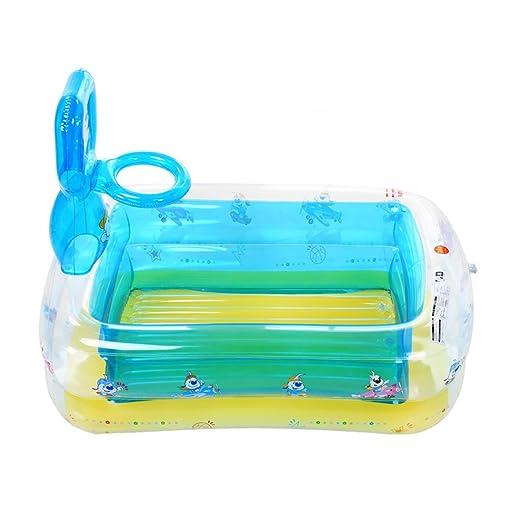Fenfen Piscina para niños Bobo Pool Basketball Pool Piscina ...