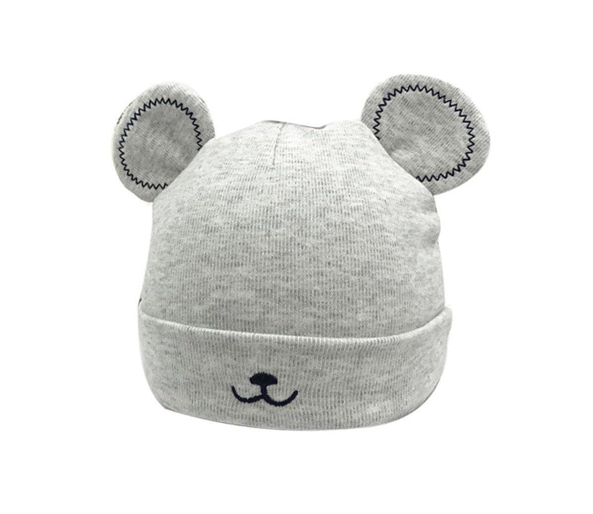 Boys Hats, SHOBDW Baby Girls Cute Cartoon Ears Plush Warm Winter Beanie Thick Cap Toddler Newborn Gifts 0-1 Years) SHOBDW-043
