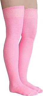 product image for Chrissy's Socks Women's Purple Over the Knee Socks 7-11