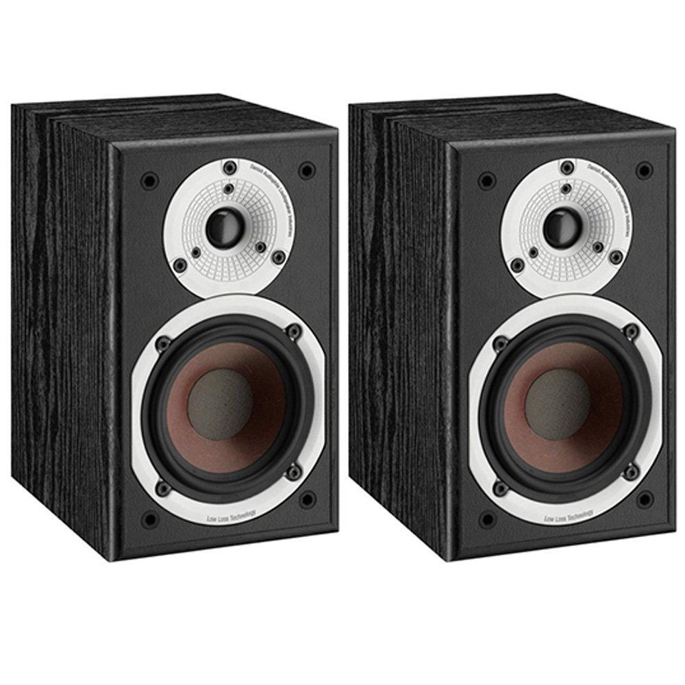 Dali Spektor 1 100W Negro Altavoz - Altavoces (De 2 vías, Alámbrico, 100 W, 59-26000 Hz, 6 Ω, Negro)