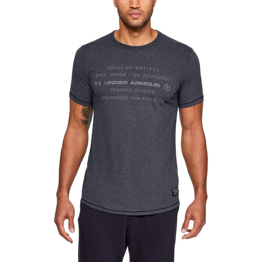 Under Armour Men's Sportstyle Triblend Graphic