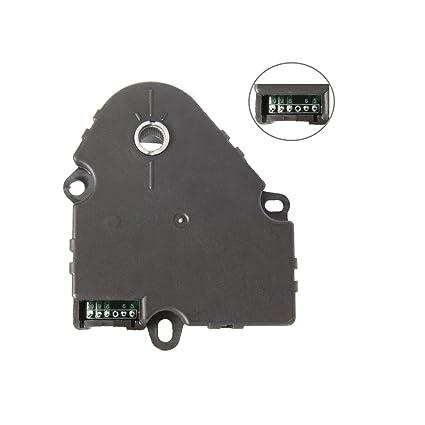 Blend Door Actuator Replaces OE NUMBER 15 73989 604 140 20826182 1573989 HVAC Air Door Actuator Fits Chevy Traverse 2009 2010 2011 2012 GMC