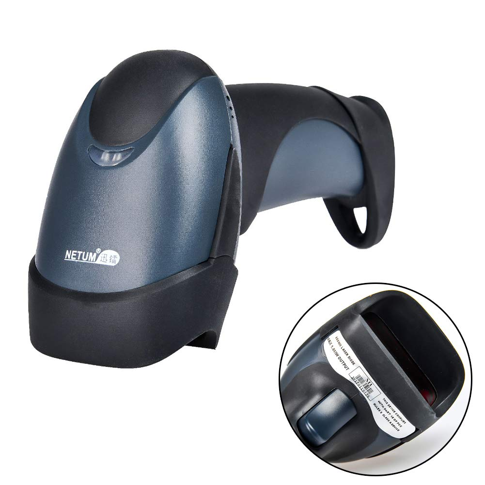 Picturer7 Wireless Barcode Scanner Reader Handheld 32Bit High Scaned Speed Cordless POS Bar Code Scan inventory-NT-M