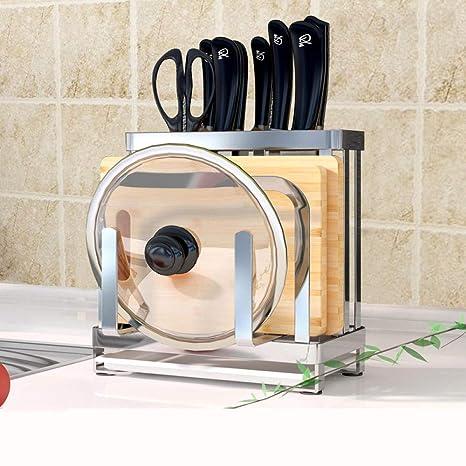 KNFBOK soporte cuchillos cocina 304 portacuchillas de acero ...