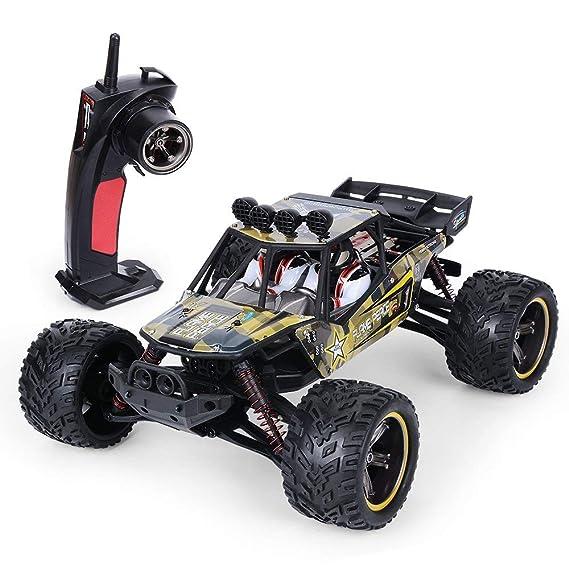 GPTOYS RC Voiture Télécommandée 1/12 2WD 38km/h Camions Radiocommandée pour Enfants S916