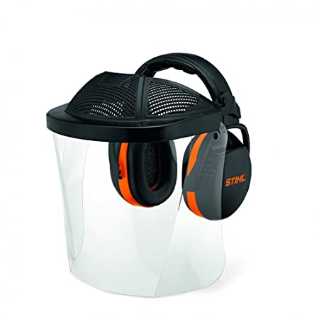 hearing combined protection Stihl peltor facial