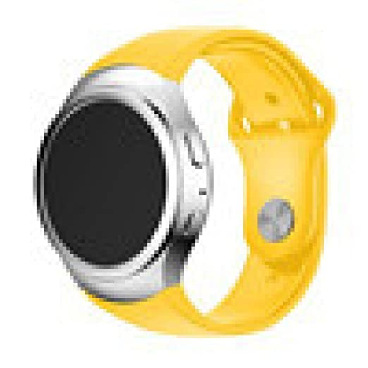 Para Samsung Galaxy Gear S2 SM-R720, ❤ Manadlian Correa Lujo Silicona Correa