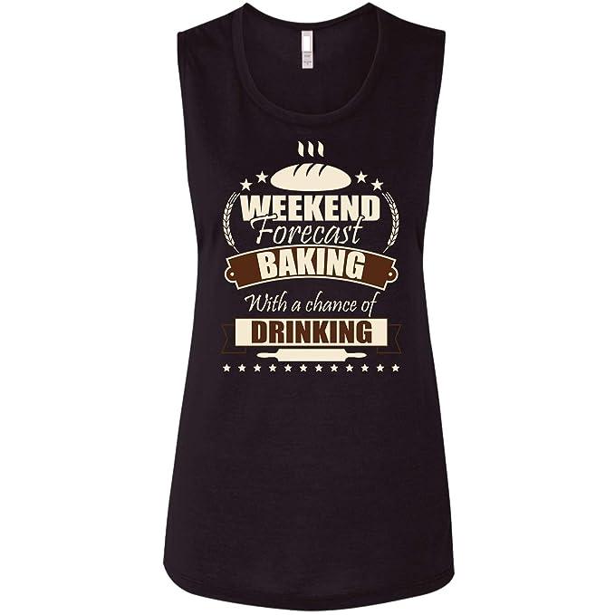 Amazon.com: ALABSTORE - Camiseta de manga corta para hornear ...