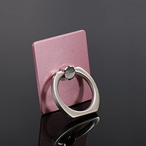 LUFA: soporte de anillo de 360 grados de rotación para sujetar el teléfono móvil o